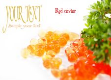 Free Red Caviar Stock Photos - 19482423