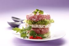 Free Raw Meat Royalty Free Stock Photography - 19485087