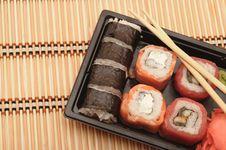 Free Sushi Stock Photography - 19485572