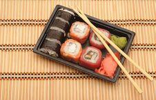 Free Sushi Royalty Free Stock Images - 19485609