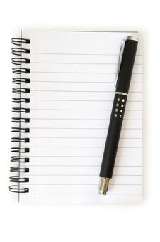 Free Pen On Notepad Royalty Free Stock Image - 19485886