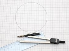 Free Geometry Tools Stock Photo - 19486860