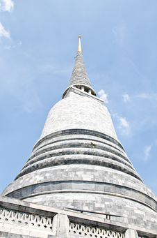 Free Pagoda In Wat Rajjaprdditsatitmanasimaram, Bangkok Stock Photos - 19487833