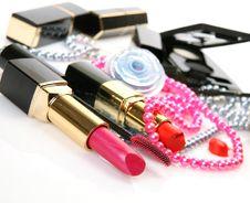 Free Decorative Cosmetics Stock Images - 19488334