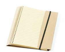 Free Eco Notebook Stock Photography - 19488892
