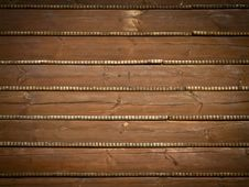 Free Wood Panels Wall Stock Photo - 19488930