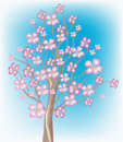 Free Spring Tree Royalty Free Stock Image - 19497166