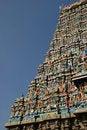 Free Meenakshi Hindu Temple In Madurai, Tamil Nadu Stock Image - 19497561