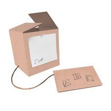 Free Cardboard Computer Stock Image - 19490921