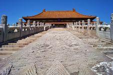 Free The Forbidden City, Beijing Stock Photos - 19493273