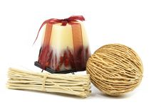 Free Candle Decoration Royalty Free Stock Image - 19493346