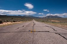 Free Road 211 To Canyonlands Royalty Free Stock Photos - 19493968