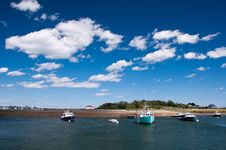 Free Port In Scituate, Massachusetts Royalty Free Stock Photo - 19493975