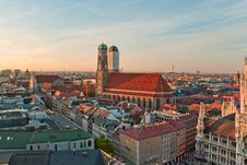 Free Frauenkirche Royalty Free Stock Images - 19495379