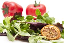 Free Mixed Salad Stock Images - 19495934