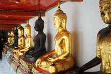 Free Budda Statue Royalty Free Stock Images - 19496709
