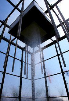 Free Water Exhibit Pavilion Royalty Free Stock Photo - 19497365