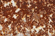Free Real Rust Texture Stock Image - 19497571