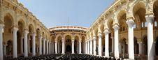 Free India. Thirumalai Nayakkar Mahal Palace Complex Royalty Free Stock Photography - 19497577