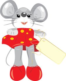 Free A Mouse Is Children Toy Royalty Free Stock Photos - 19498038