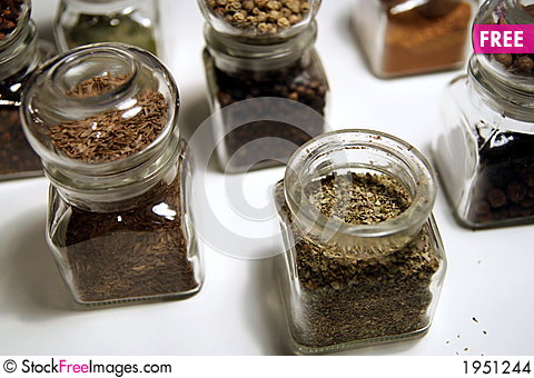 Free Kitchen Spice Stock Images - 1951244
