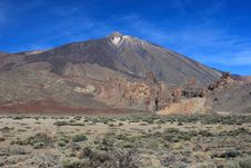 Free Teneriffe - Teide Royalty Free Stock Photography - 1950107