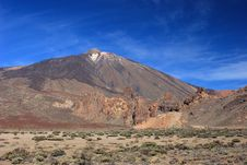 Free Teneriffe - Teide Royalty Free Stock Photo - 1950125