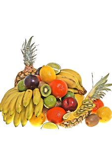 Free Fruits 02R1 Stock Image - 1951161