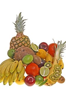 Free Fruits 05R1 Stock Image - 1951201