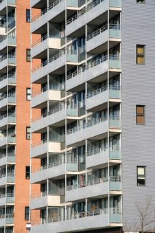 Free Balconies Stock Photos - 1951353