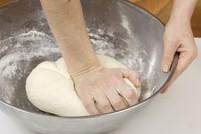 Free Kneading The Dough Stock Photo - 1952760