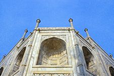 Free Taj Mahal Stock Image - 1953541