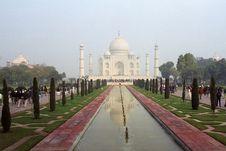 Free Taj Mahal Royalty Free Stock Image - 1953646