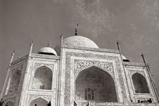 Free Taj Mahal Stock Photo - 1953690