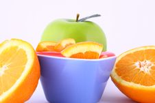 Free Jelly Fruits Royalty Free Stock Photos - 1955008