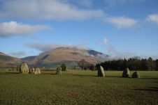 Free Castlerigg Stone Circle Stock Photos - 1956443