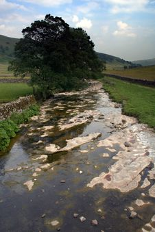 Free River In The Yorkshire Dales Stock Photography - 1956452