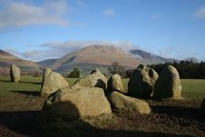 Free Castlerigg Stone Circle Stock Photo - 1956460