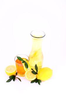 Free Lemon Juice Stock Photos - 1956783