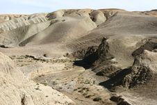Free Moroccan Mountains And Desert Stock Photos - 1958443