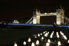 Free Tower Bridge Royalty Free Stock Photo - 1958785