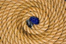 Free Coil Of Rope Stock Image - 1959091
