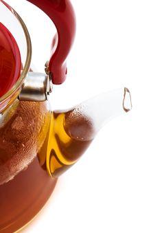 Free Glass Teapot Royalty Free Stock Photos - 19500488