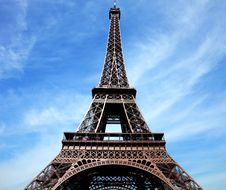Free Eiffel Tower, Paris, France Stock Images - 19500584