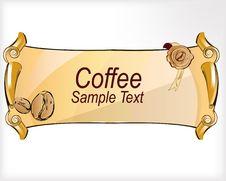 Free Coffee Background Stock Photo - 19501120