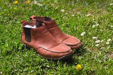 Free Shoes Royalty Free Stock Photo - 19501665
