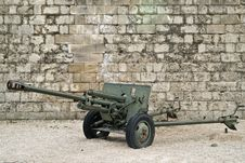 Free Cannon Stock Image - 19501851