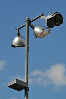 Free Road Lamp Stock Photos - 19503003