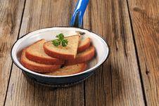 Free Fried Bread Stock Photos - 19503423