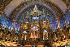 Free Basilica - Interior Stock Photo - 19504910